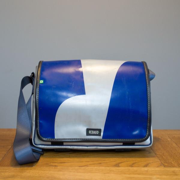 Tasche Estudio blau/silber
