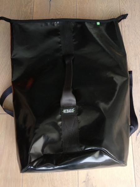 Rucksack Practico schwarz