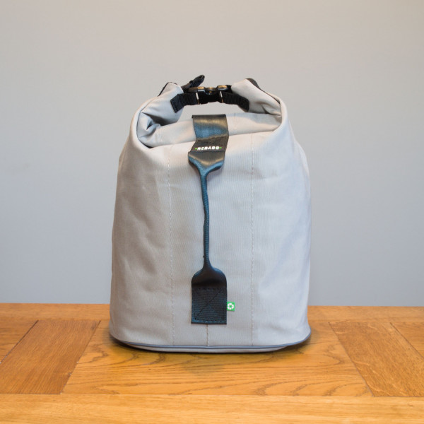 Tasche Marino grau/dunkelgrün