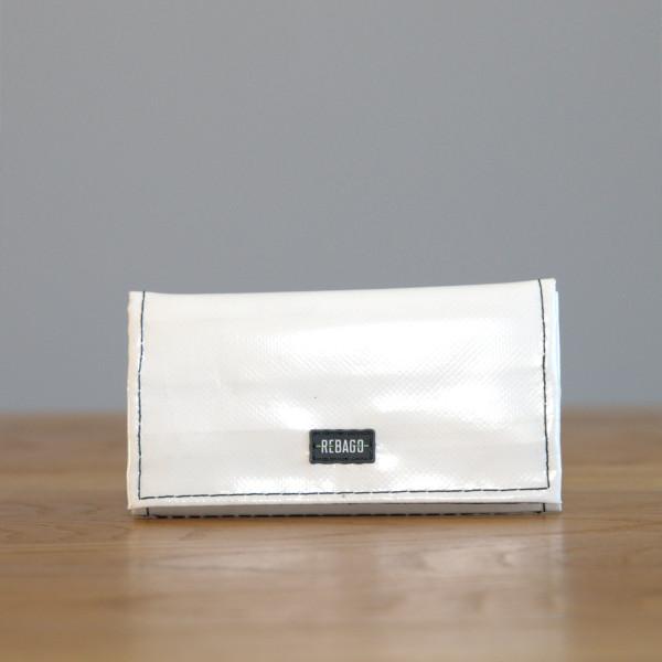 Portemonnaie Cosmo weiß